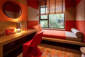Moderný nábytok z masívu detské izby